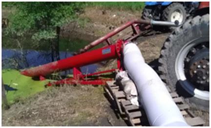 Crisafulli trailer pumps2