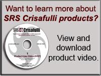 SRS Crisafulli Product DVD