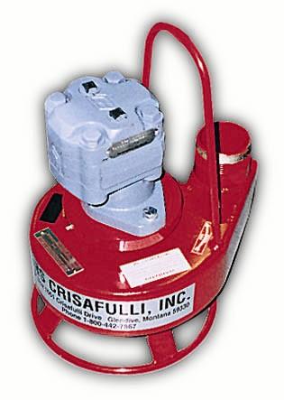hydraulic submersible pump
