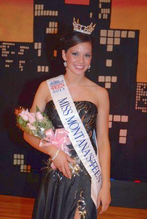 Miss Montana Outstanding Teen 2011
