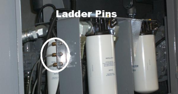 Ladder Pins