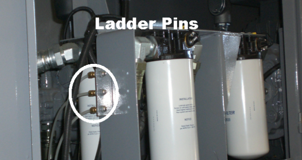 Ladder Pins