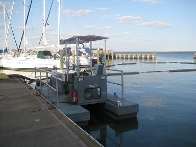 dredging marina - srs crisafulli