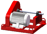 Electric-PTO Power Units Skid Mounted