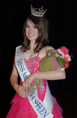 Miss Montana Outstanding Teen