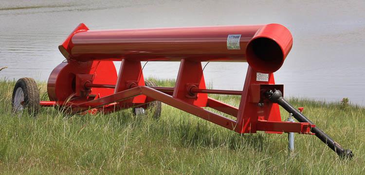 16 inch trailer pump