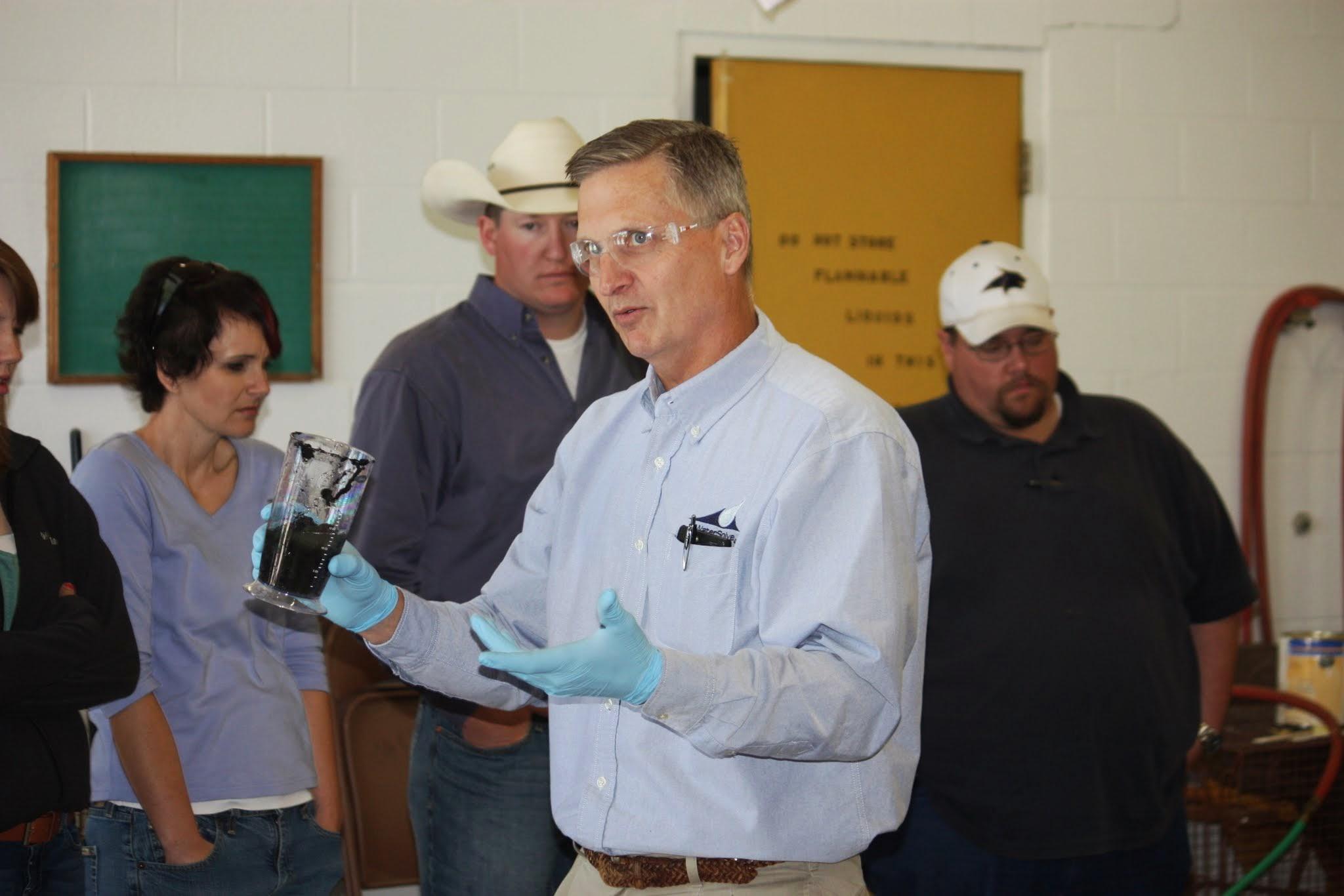 Randy Wilcox, Technical Sales