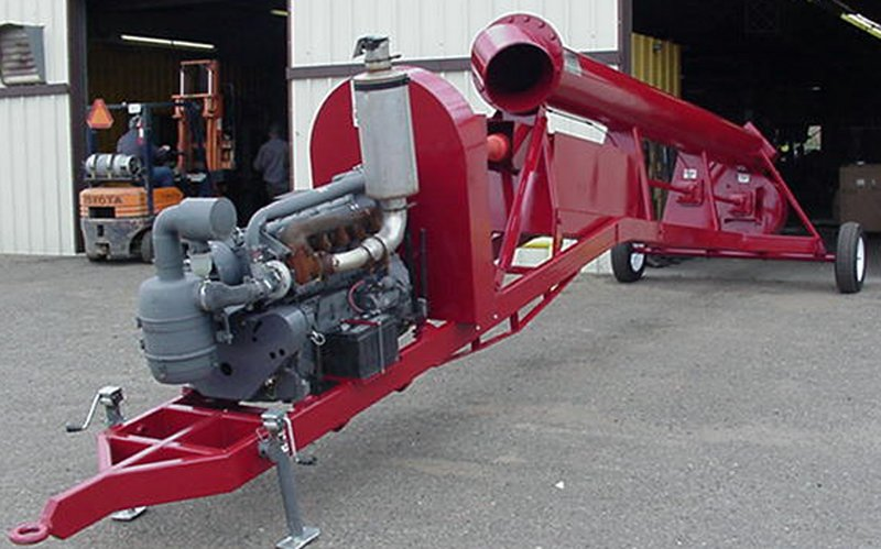 Trailer Pump Diesel-On-Frame FLOWS TO 8,600 GPM AT 30' TDH