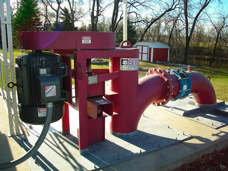 Vertical Pump, Storm Water, Flood Control