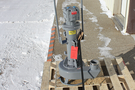 Submersible Hydraulic pump
