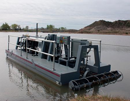RDF-75 in Test Lake